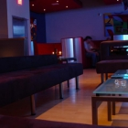 Furniture at Club Aura