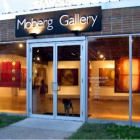 The Front of Moberg Gallery