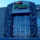 The front of Bill's Pizza