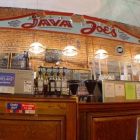 The inside of Java Joe's