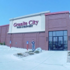 The front of Granite City