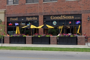 The GoodSons Patio