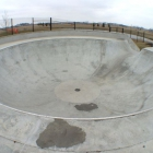 THe bowl at Ankeny skatepark