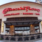 The Front of the Cheesecake Factory