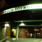The front of Greenwood Lounge