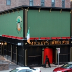 The Front of Mickey's Irish Pub