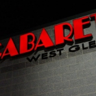 The Rear Sign of the Cabaret Night Club
