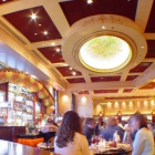 The Bar of the Cheesecake Factory