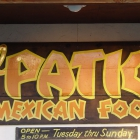Front of El Patio